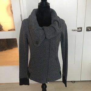 lululemon athletica Jackets & Coats - Lululemon Multi-Way Grey Jacket 🌼